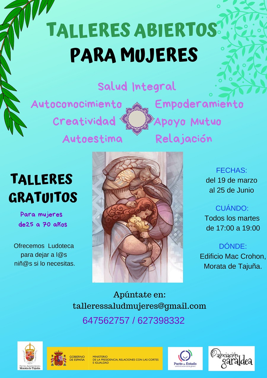 CARTEL TALLERES DE SALUD1