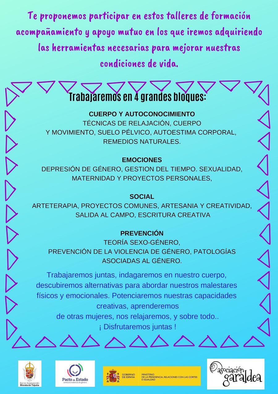 CARTEL TALLERES DE SALUD2